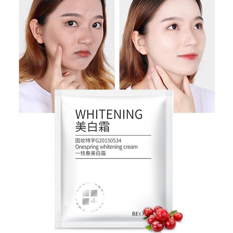 Whitening Cream Moisturizing Oil Control Hydrating Brighten Skin Face Cream Lotion Skin Care Nourishing Face Serum Cream