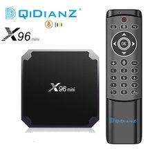 ТВ-приставка DQiDianZ x96 mini 1G 8G 2G 16G Amlogic S905W android 9,0 ТВ-приставка поддержка smart TV x96mini смарт-приставка