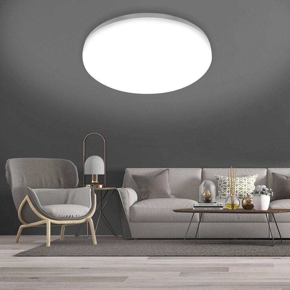 LED Ceiling Light 6W 9W 13W 18W 24W 36W 48W LED Panel Lamp AC 85-265V Down Light Surface Mounted Modern Lamp For Bathroom Lamps