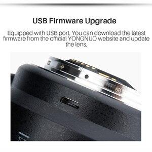 Image 5 - Yongnuo lente com ângulo aberto 35mm f1.4, lente para canon 5dii 5d 500d 400d 600d 60d para canon dslr lente da câmera,