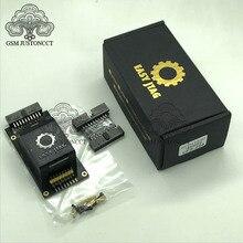 2020 Jtag fácil Plus box UFS BGA 254 adaptador de enchufes