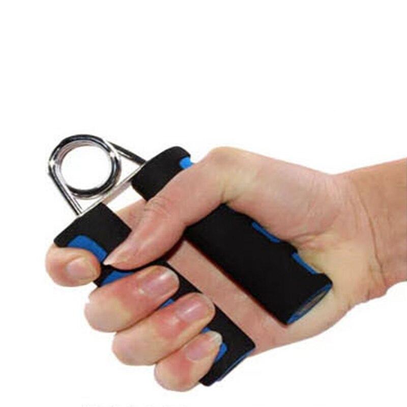 Accessory A Shape Exercising Tools Wrist Strenthening Fitness Random Color Foam Finger Training Spring Grip