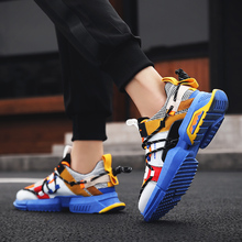 2019 Autumn New Arrival Lightweight Causal Shoes Men Sneakers Comfortable Fashion Mens Vulcanized