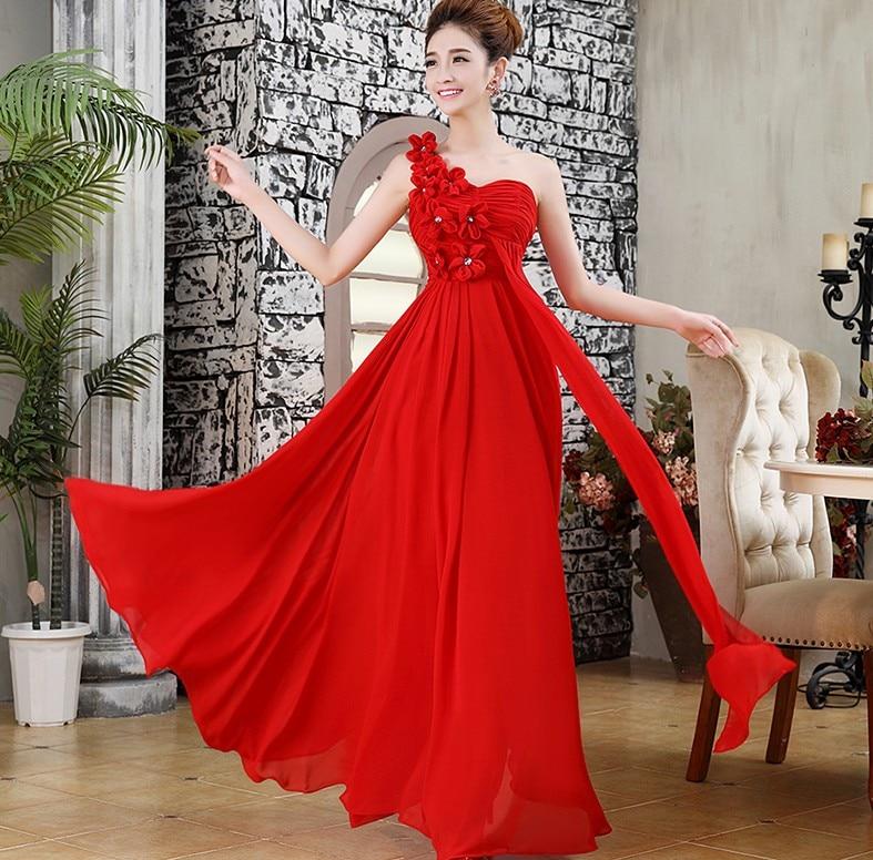 2020 Cheap Applique Long Prom Dresses Red Sheer Back Formal Evening Party Dresses Vestido De Festa ballkleider