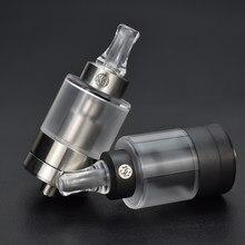 Kayfun – atomiseur reconstructible lite plus 2021 Mtl Rta, réservoir à bobine unique, flux d'air réglable d'admission, 22mm/24mm, 316ss