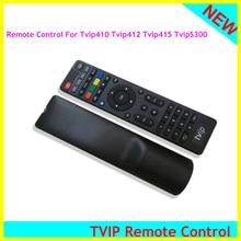 Oryginalna gorąca sprzedaż TVIP pilot do Tvip410 Tvip412 Tvip415 TvipS300 czarny kolor tvip box pilot