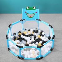 110x40cm Folding Children Playing House Baby Playpens Fence Kids Baby Tent Ball Pool Indoor Outdoor Toddler Game Toy Pool Tent