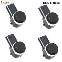 71748668 PDC Parking Sensor For Fiat PUNTO 199 ALFA ROMEO GIULIETTA 940 Assist 4pcs/lot