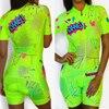 2019 pro equipe triathlon terno feminino camisa de ciclismo skinsuit macacão maillot ciclismo ropa ciclismo conjunto rosa almofada gel 10