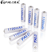 8PCS 1.2V AAA 3A rechargeable battery 1100mAh ni-mh batteries voxlink aaa battery 1 2v 1100mah 8pcs rechargeable battery pre charged recharge ni mh rechargeable battery for camera microphone