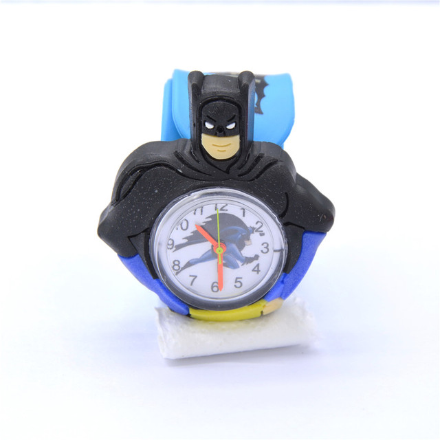 Cute Penguin Animal Watches Boys Kids Toddler Watch Silicone Clocks for Children Kinder Horloge