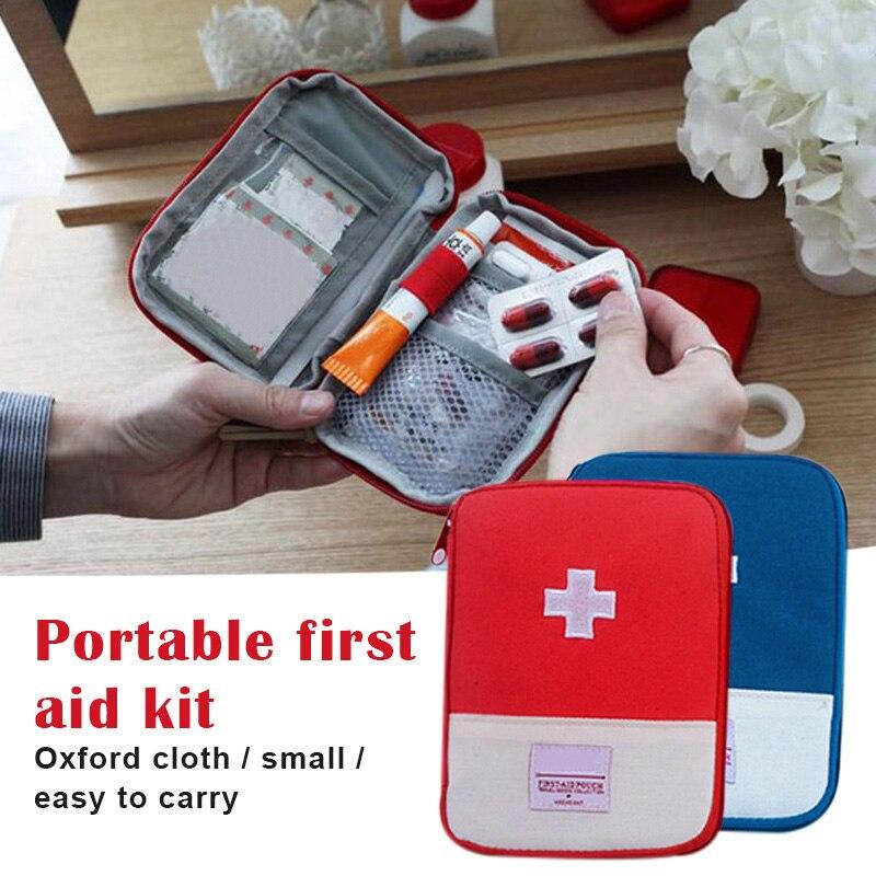 Дорожная Портативная сумка для хранения первой помощи экстренной