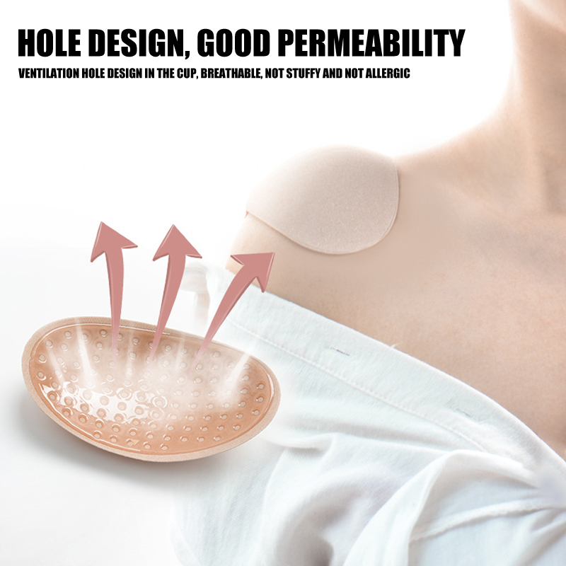 Soft Seamless Shoulder Pads 1