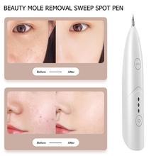 Mini Laser Pen Mole USB Freckle Removal Dark Spot Remover Skin Point Pen Electric Mini Mole Removal Machine Face Skin Care