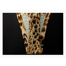 Leopard Pattern G String Female Seamless Cheeky Panties