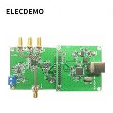 Adf5355 모듈 공식 온라인 위치 기계 adf5355 위상 잠금 루프 모듈 rf 신호 소스 54 m 13.6g 기능 데모 보드