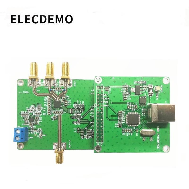 Module ADF5355 machine de position en ligne officielle ADF5355 module de boucle à verrouillage de phase source de signal RF 54 M-carte de démonstration de fonction 13.6G