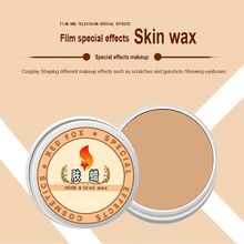 Halloween Party Decoration Special Effects Makeup Drama Wax Fake Scars