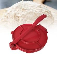 Инструмент для выпечки 8 дюймов тортилья Пресс форма для выпечки Maker пирог складной мука кукурузная гаджеты Кухня аксессуары из алюминиевого сплава для Портативный