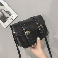 Black Women Ladies Evening Clutch Bag 2019 PU Small Crossbody Korean Style Female For High Quality