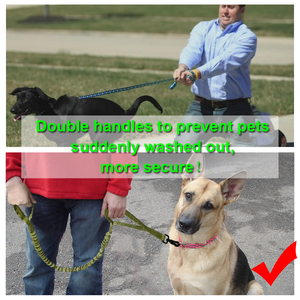 Image 5 - Military Dog Harness and Leash Set Durable Nylon Dog Training Vest Leash Lead for Medium Large Guard Guide Dogs Harness Vest