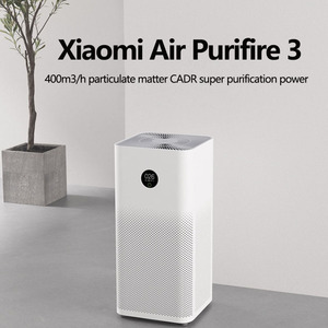Image 2 - Original Xiaomi Mi Air Purifier 3 Sterilizer Addition To Formaldehyde OLED Touch Screen Phone APP And AI Voice Smart Control