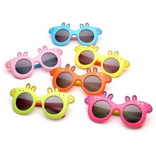 Peppa pig girl George friend family sunglasses toy child UV protection cartoon 3-12 years old gift travel