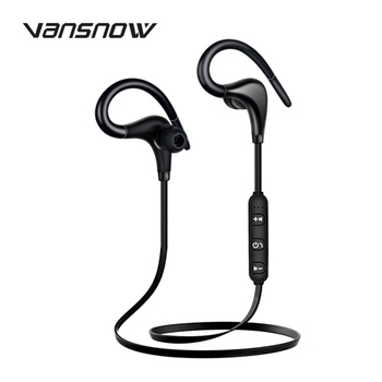 Bluetooth Earphone Wireless Headphones Mini Handsfree Stereo Bluetooth Headset with Mic Hidden Earbuds for IPhones Android Phone