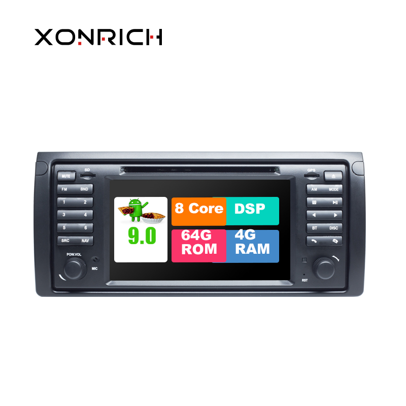 Android Car DVD Player GPS for BMW <font><b>E53</b></font> <font><b>X5</b></font> 1999 2000 2001 2002 2003 <font><b>2004</b></font> 2005 2006 4G BT Autoradio Stereo RDS IPS DSP Bluetooth image