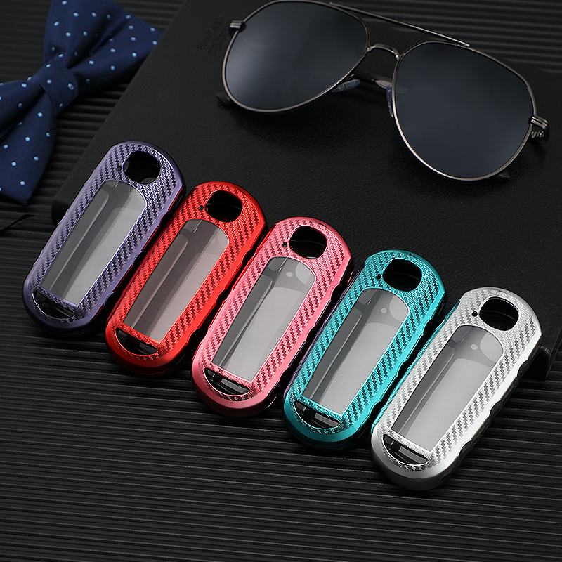 New Plating TPU Car Smart Remote Key Case Cover For Mazda 2 3 6 Axela Atenza CX-3 CX-5 CX5 CX-7 CX-9 2014 2015 2016 2017 keychai image