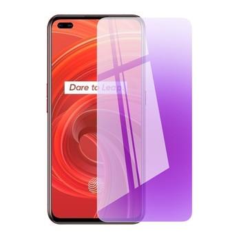 Перейти на Алиэкспресс и купить Защита для экрана Realme X50 Pro 5G X3 Super Zoom Anti Blue из закаленного стекла Realme X50M 5G X50 Pro Player X2 Pro X Lite XT