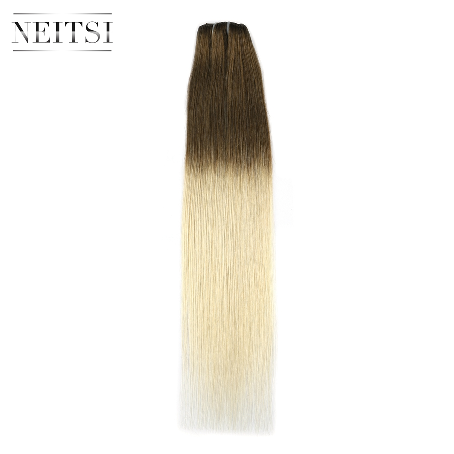 Neitsi Clip In Hair Extensions Balayage Color 20