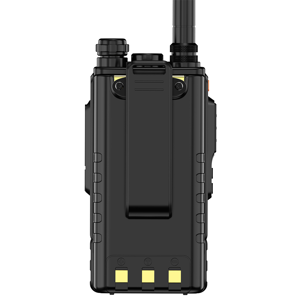 Zastone M7 dual band 5W walkie talkie 136-174 400-480mhz 250 channels 2600mah battery hf transceiver ham radio 2