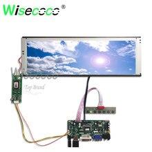 14.9 inch 1280*390 20 pins 400 brightness LCD screen display with HDMI lvds driver board LTA149B780F
