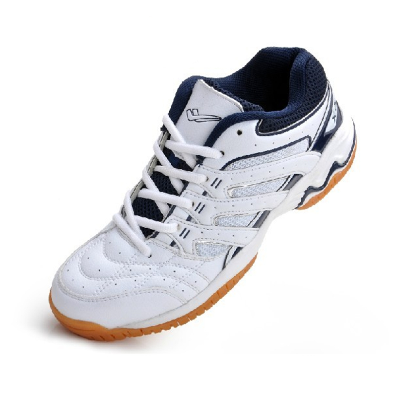 New Professional Volleyball Shoes for Men Indoor Breathable Tennis Sneakers Mens White Lightweight Table Tennis Shoes Male