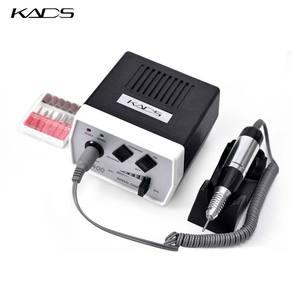 Image 1 - KADS 30000RPM מניקור פדיקור חשמלי מכונת 35W נייל תרגיל עט סט שחור נייל מקדחת מכונת מניקור פדיקור כלים