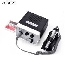 KADS 30000RPM manicure electric pedicure machine 35W Nail Drill Pen Set Black nail drill machine for Manicure Pedicure Tools