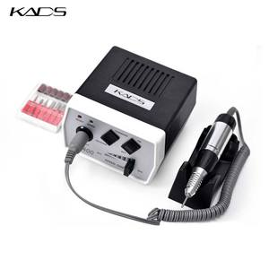 Image 1 - KADS 30000RPM manicure electric pedicure machine 35W Nail Drill Pen Set Black nail drill machine for Manicure Pedicure Tools
