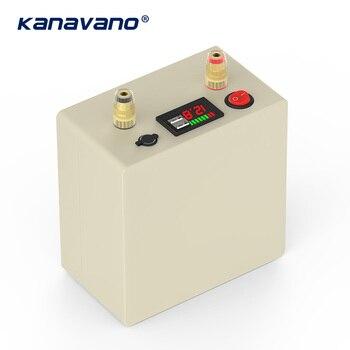 12V 25AH LifePO4 bateria com BMS para 12.8V 25000mAh banco de potência de backup painel solar de energia Portátil com carregador 4A 1
