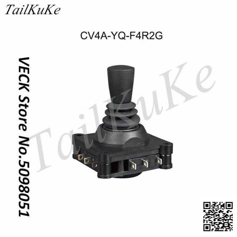 CV4A Series Industrial Joystick Biaxial Control Rod