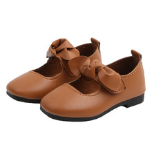 Little Baby Girls Shoes Children School Casual Leather