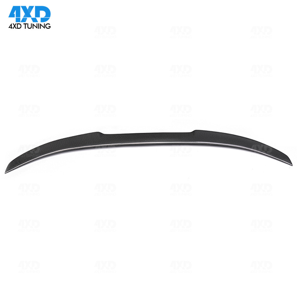 F30 Carbon Spoiler Wing M4 Style For BMW M3 F80 Rear Trunk Spoiler 320i 318i 328i