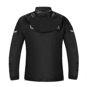Image 3 - Waterdichte Motorrijder Regenjas Pak Voor Volwassenen Ondoordringbare Heren Motorrijden Wandelen Vissen Regendicht Ultradunne Jacket