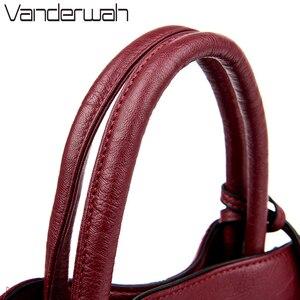 Image 5 - Sac Casual Tote Leather Luxury Handbags Women Bags Designer Handbags High Quality Ladies Corssbody Hand Bags For Women Bolsas