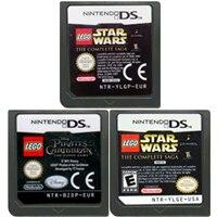 DS Hộp Mực Tay Cầm Thẻ Legoe Loạt Ngôn Ngữ Tiếng Anh Dành Cho Máy Nintendo DS 3DS 2DS