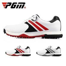 PGM Golf Shoes Men's Auto-lacing Waterproof Softshoes