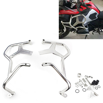 For BMW R1200GS ADV R1200 gs lc Adventure water cooled Upper Crash Bar EXTENSIONS Bumper Frame Protection Tank Guard Protector
