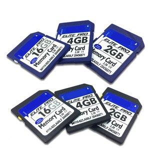 Image 5 - بطاقة SD عالية السرعة 8 جيجابايت 16 جيجابايت 32 جيجابايت 64 جيجابايت SDHC بطاقة مع PCMCIA بطاقة الذاكرة محول لمرسيدس بنز MP3 بطاقة الذاكرة