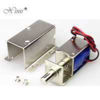 12V Small Electric Control Lock Small Electric Lock Electric Cabinet Lock Electromechanical Lock Drawer Lock Door Control Lock