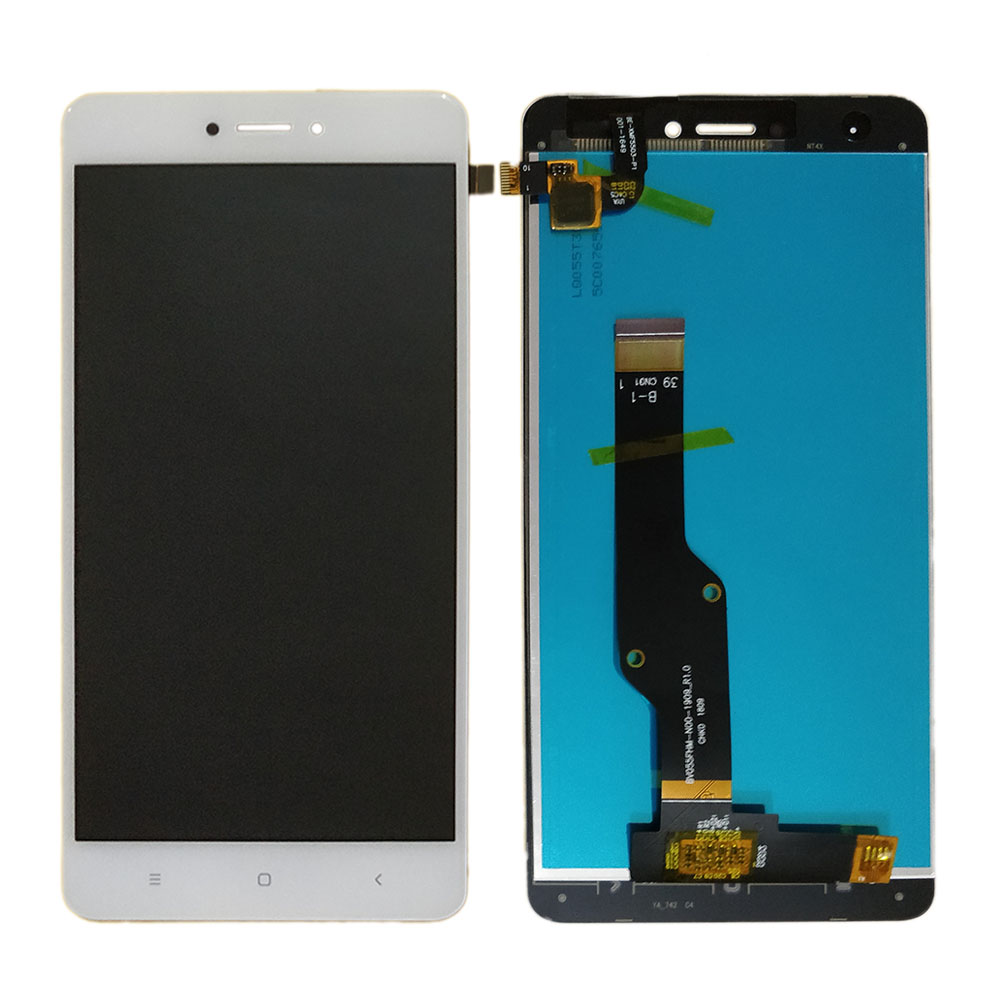 Für <font><b>Xiaomi</b></font> Redmi Hinweis <font><b>4X</b></font> <font><b>LCD</b></font> Display Touchscreen Digitizer <font><b>LCD</b></font> Screen Für <font><b>Xiaomi</b></font> Redmi Hinweis 4 Globale Version Snapdragon 625 image